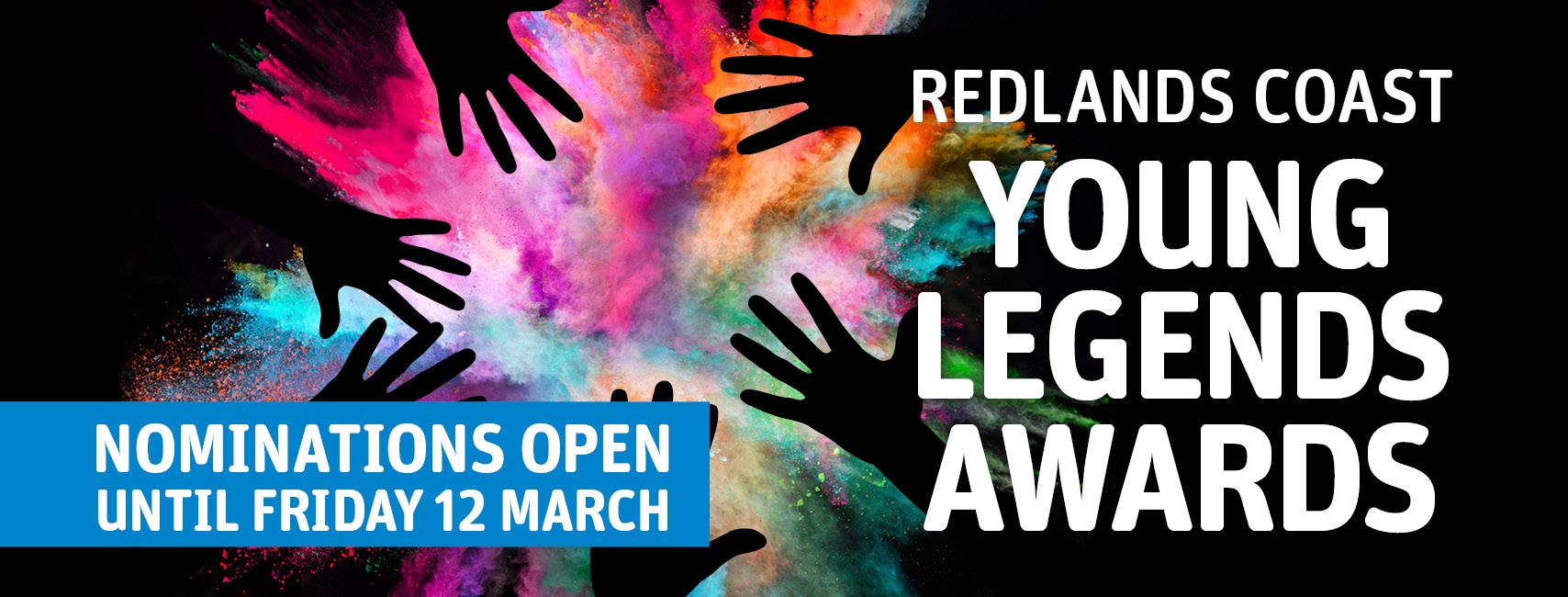 Redlands coast young legends awards