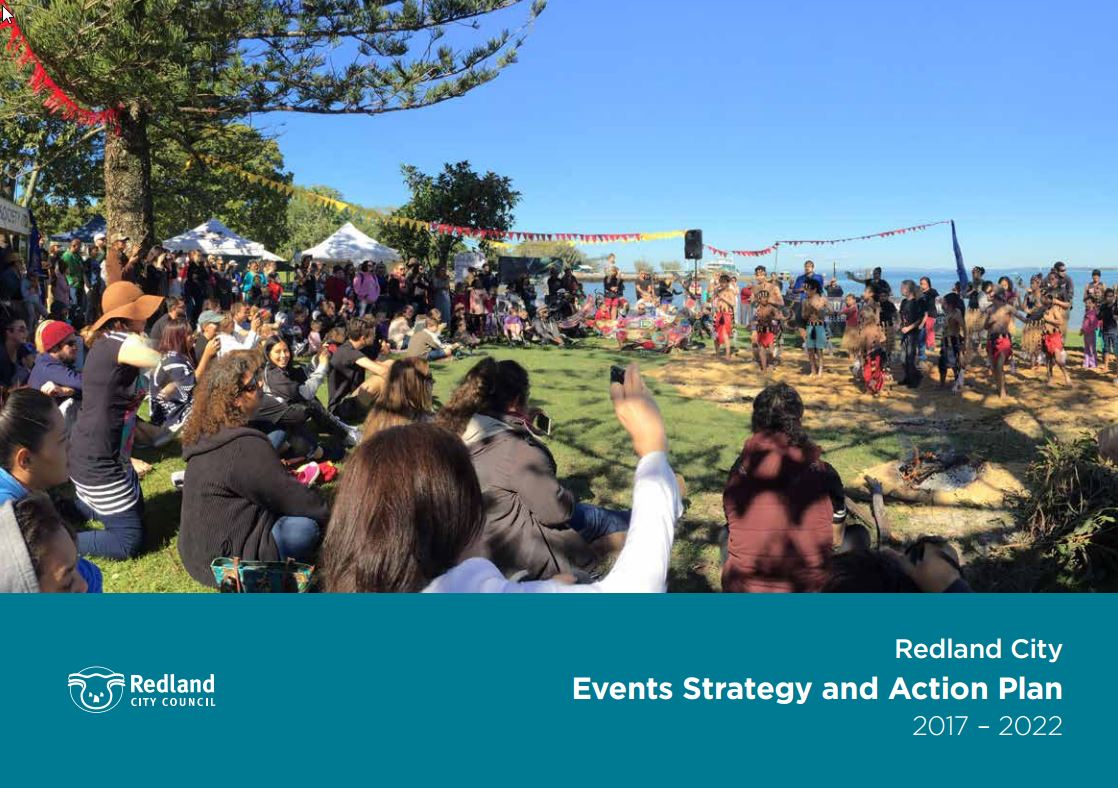 Events strategy and action plan
