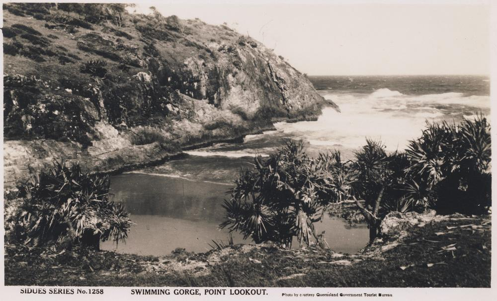 History of North Stradbroke Island