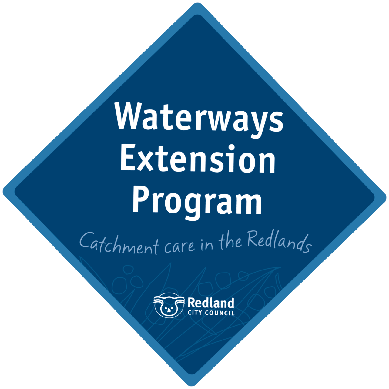 Environmental partnerships in the Redlands - Waterways Extension Program